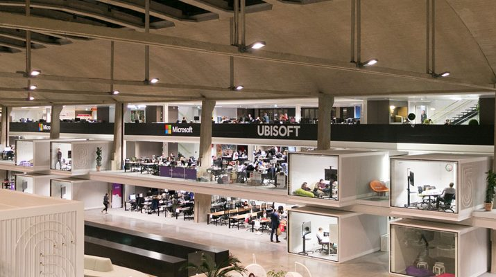 Ubisoft Station F