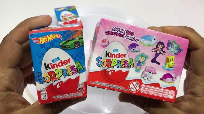 Coleccionables Juegos Empaque Juguetes Y Qmpguzsv Kinder Sorpresa 43jqR5AL