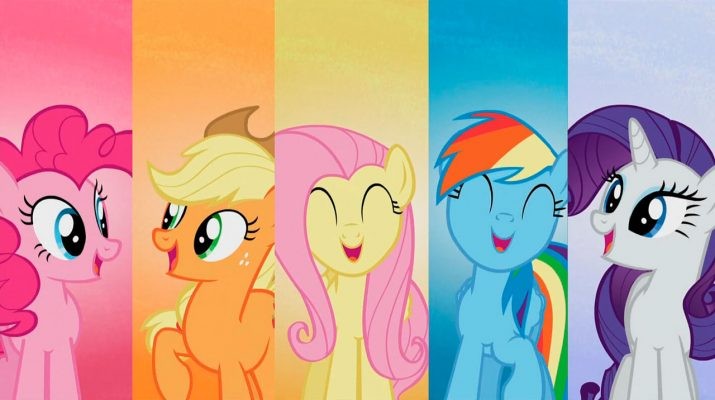 my little pony cartoon 2010