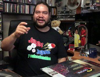 vinyl videojuegos