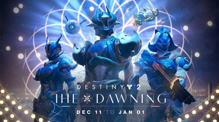 dawning destiny 2