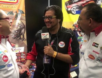 MENDI CARS en Unboxing Toy Convention