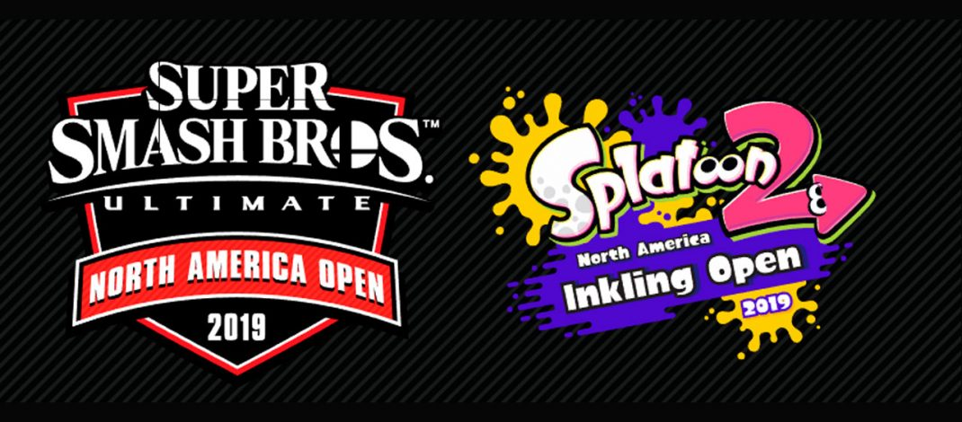 Torneos de Super Smash Bros. Ultimate y Splatoon 2