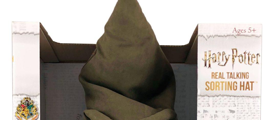 """Sombrero Seleccionador """"real"""" de Harry Potter – Toy Fair 2019"""