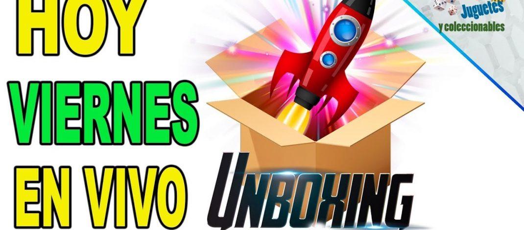 Unboxing el Show – Después de Toy Fair 2019