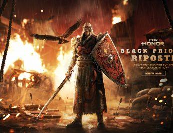 For Honor Black Riposte