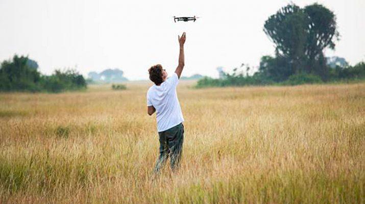dji leones drones