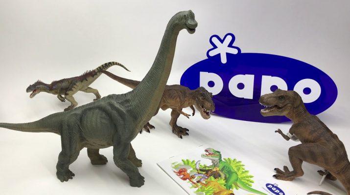 De 2019 Juguetes Papo Jjyc Dinosaurios Nuevos FclT1JK