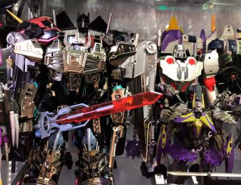 Visita a Coleccionista – Transformers Parte 2