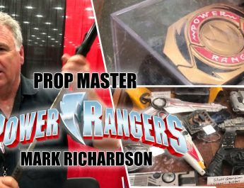 power rangers props