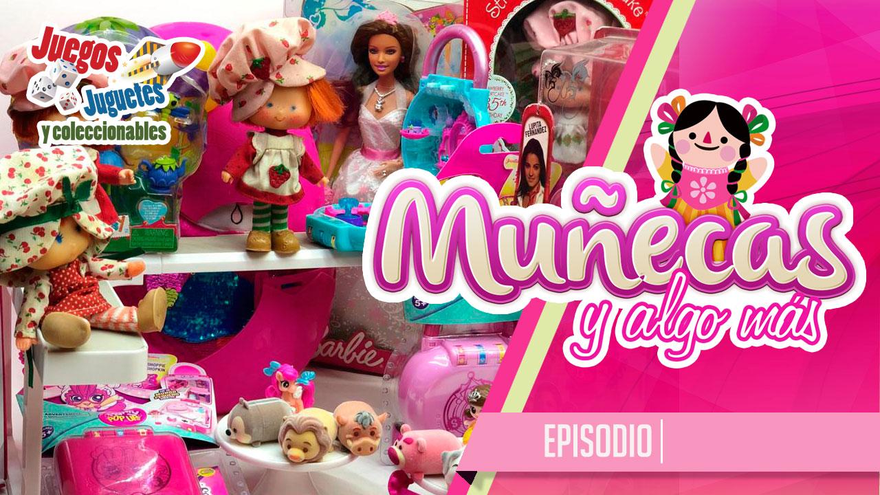 Munecas Minis Rosita Fresita Juegos Juguetes Y Coleccionables