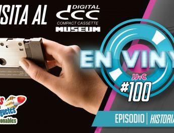 En Vinyl #100 Visita al Museo del DCC