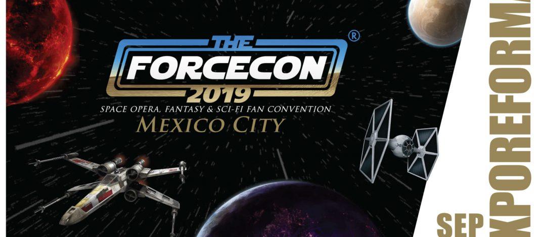 ForceCon 2019 en Septiembre