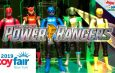POWER RANGERS en Toy Fair 2019