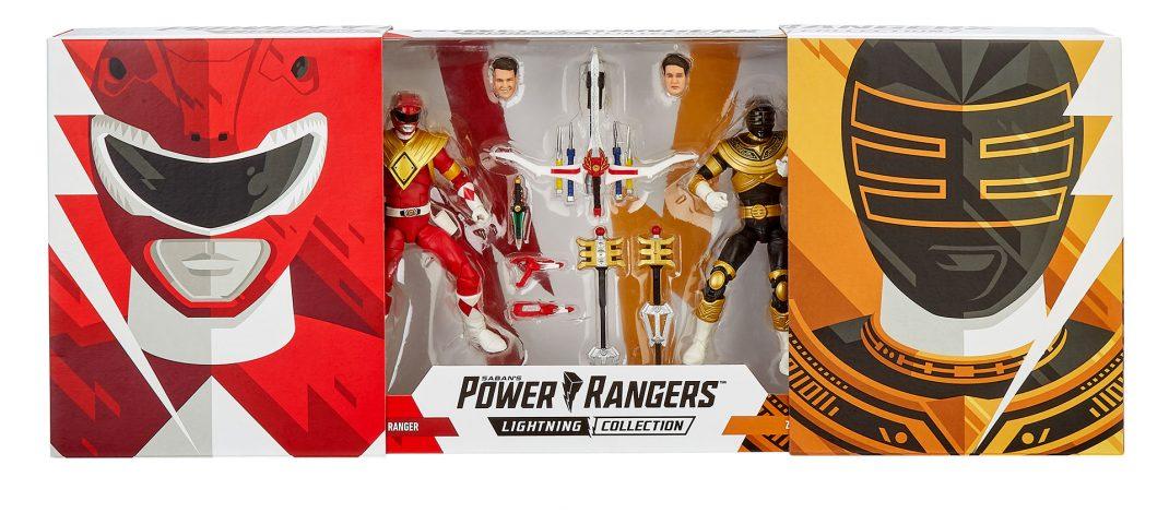 Hasbro revela exclusiva de Power Rangers de SDCC 2019