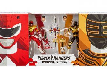 Power Rangers sdcc2019