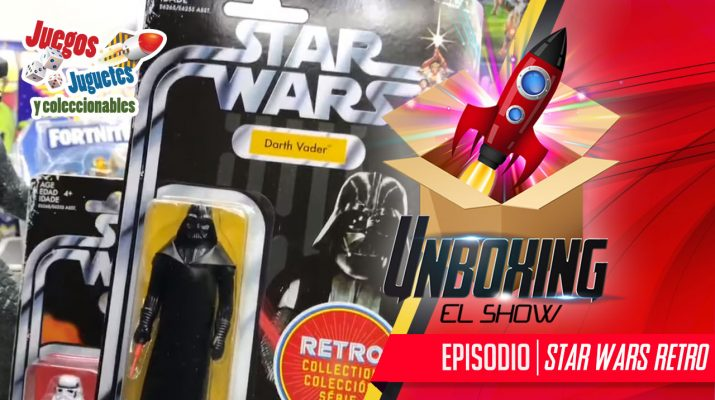 STAR WARS unboxing