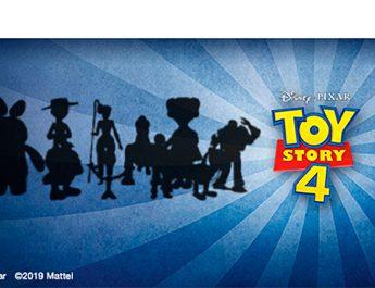 Los juguetes de Toy Story 4 se han perdido…