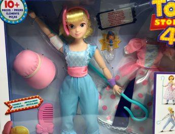Muñeca Betty Bo Peep – Toy Story 4 Mattel