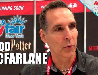 Entrevista a Todd McFarlane