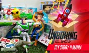 Toy Story 4 Mania – Unboxing el show