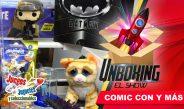 Unboxing El Show – Comic Con 2019