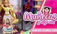 Muñecas y algo más – She-Ra de Comic-Con