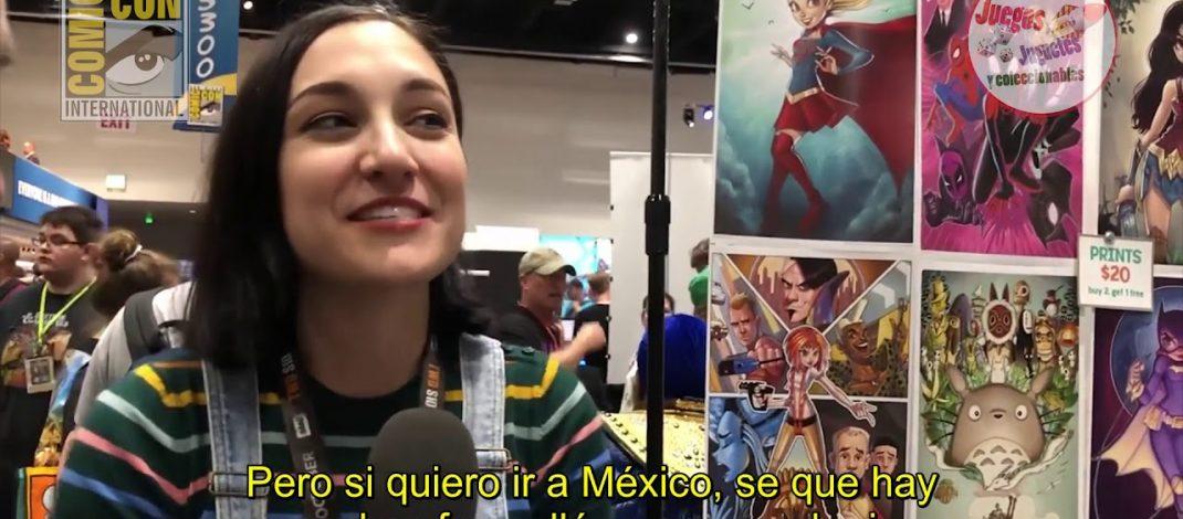 Comic-Con 2019: Chrissie Zullo, dibujante