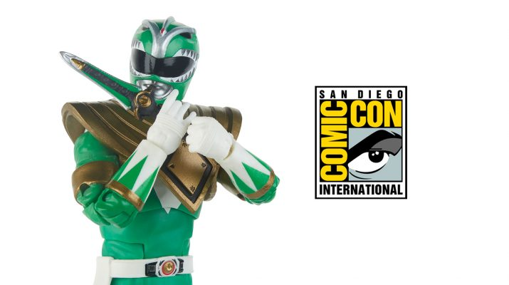 green ranger sdcc19