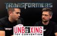 Creadores de Transformers en Hasbro – Unboxing Toy Co. 2019
