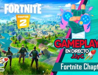 Fortnite Chapter II – Gameplay En Directo