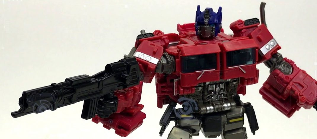 Optimus Prime Transformers Studio Series