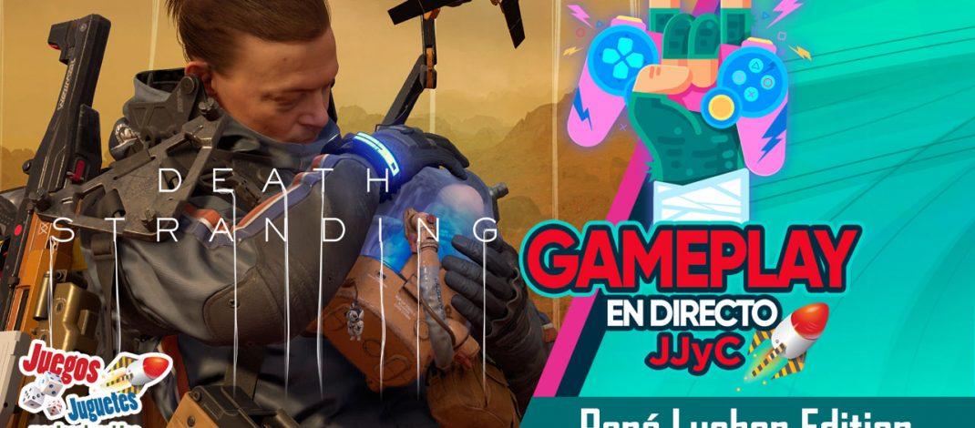 Death Stranding – Gameplay En Directo