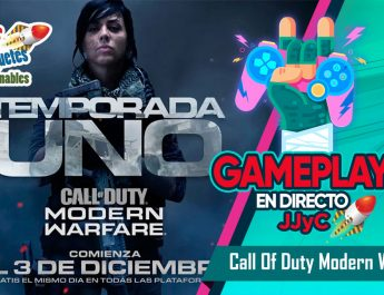 Gameplay En Directo – Modern Warfare Temporada 1