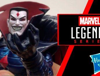 Marvel Legends – Wendigo BAF, Final