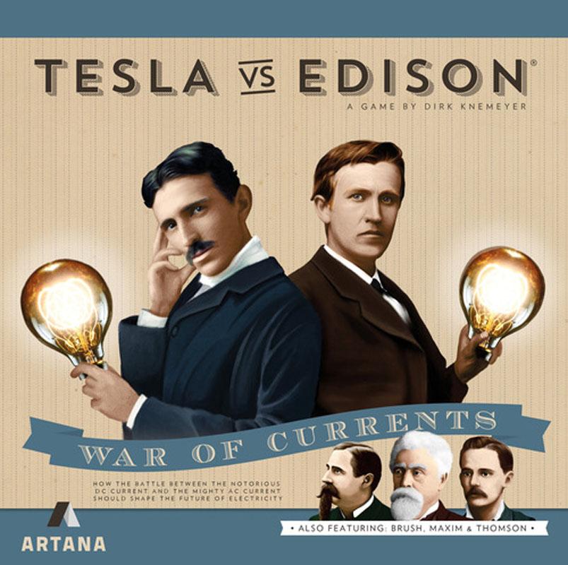 Tesla Vs Edison. Jugando con las corrientes