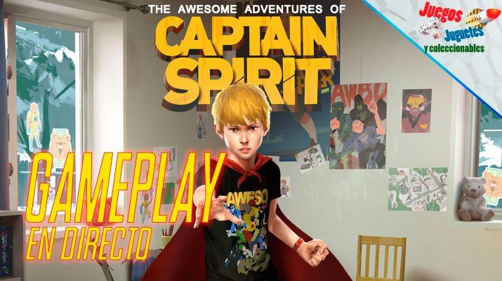 captain spirit final fight