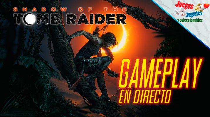 tomb raider gameplay