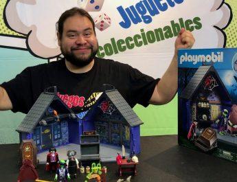 playmobil haunted