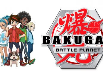 Bakugan anime