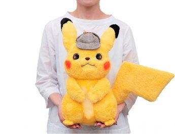 detective pikachu megahouse