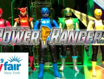 POWER RANGERS Toy Fair 2019
