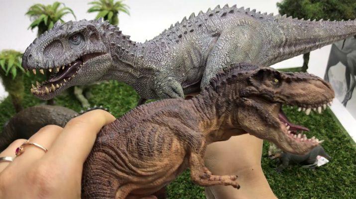 Y Si El Indominus Fuera Real Papo Dinosaurios Jjyc También tenemos varios híbridos como el indominus rex, el spinoraptor, el super guay carnoraptor o el stegoceratops! y si el indominus fuera real papo