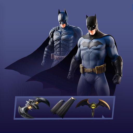 Batman Caballero Encapuchado Fortnite