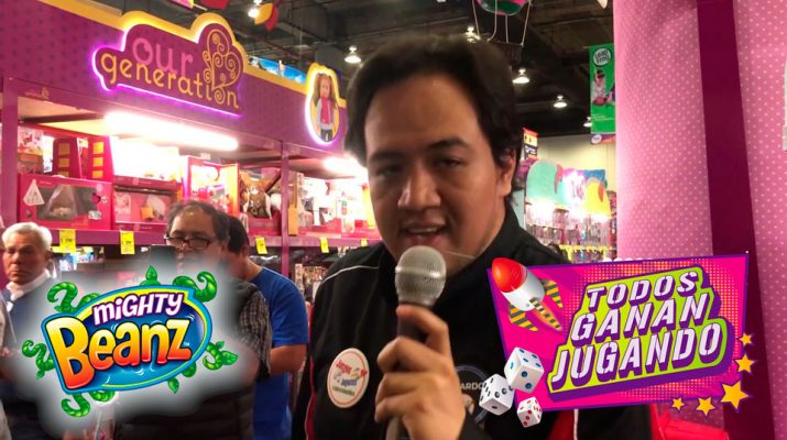 Mighty Beanz Expo Tus Juguetes 2019