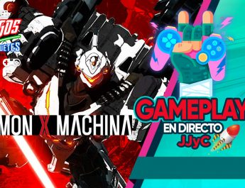 Daemon X Machina – Gameplay EN DIRECTO