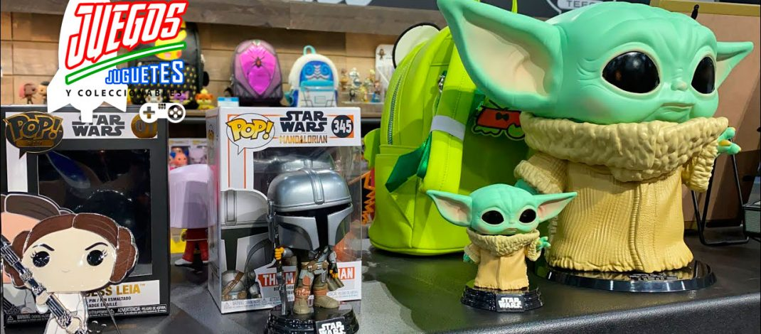 Recorrido Funko Pop! Toy Fair 2020