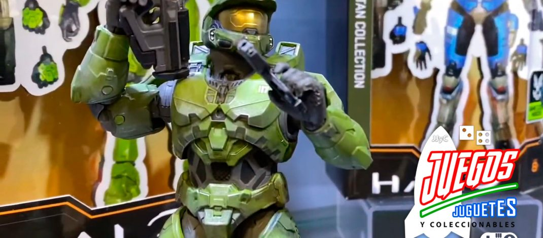 Jazwares (Halo, Pokémon y más) en Toy Fair 2020