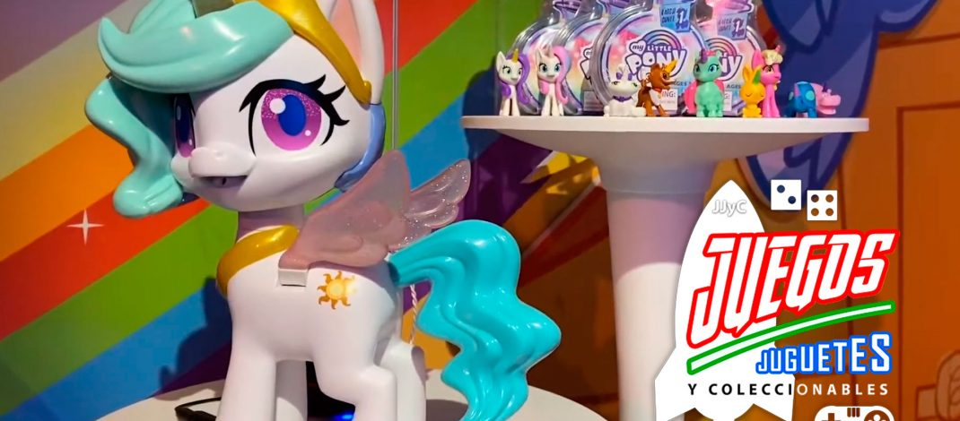 My Little Pony de Hasbro en Toy Fair 2020