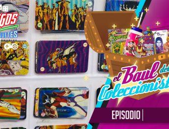 El baúl del coleccionista – Pakatelas y los 90s